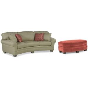 Ayden Corner Sofa & Ottoman