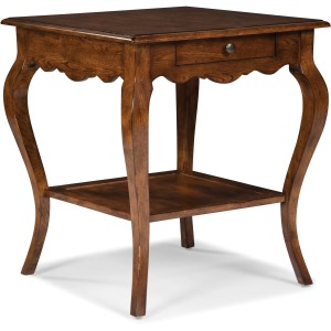 Townsend Square End Table