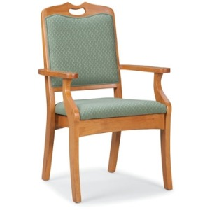 Arm Stack Chair