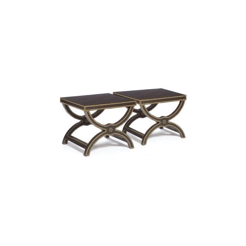 Tremendous Leather Ottoman By Fairfield Chair Company 4684 20 Dailytribune Chair Design For Home Dailytribuneorg