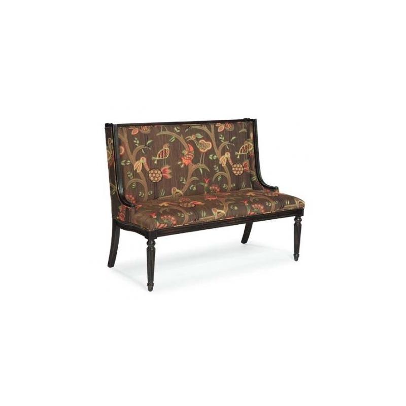 5480-40 Fabric Settee