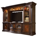 Grand Estates Entertainment Console Set I