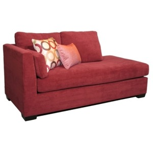 Melrose LAF 1 Arm Chaise