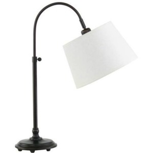 Adjustable Metal Arch Table Lamp