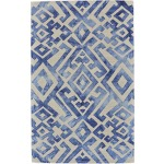 Lorrain Midnight Blue Rug - 5' x 8'