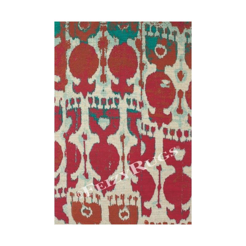 Coronado 0525f - Red/teal