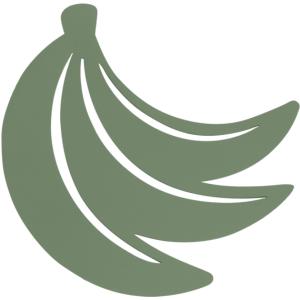 ENVIE D\'AILLEURS Banane Trivet
