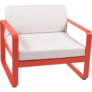 BELLEVIE armchair off white