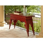 Humphrey Bogart Beautiful Friendship Moroccan Console Table