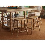 Palm Island Parrot's Perch Counter stool