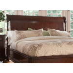 King Charleston Platform Panel Headboard