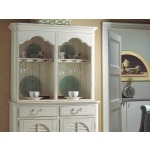 Summer Home China Hutch