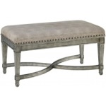 Biltmore Bed Bench Iron Gate