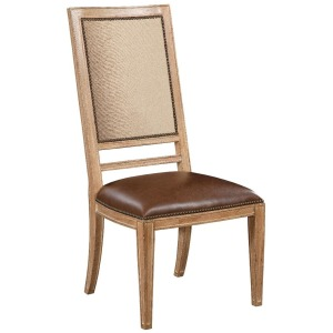 Ancestry Upholstered Back Dining Side Chair