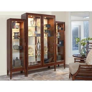Boulevard Center Display Cabinet