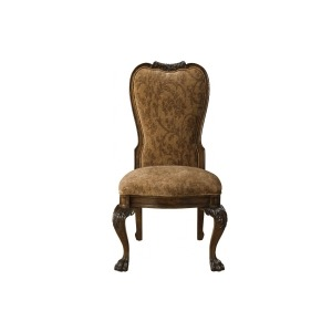 Belvedere Upholstered Back Side Chair