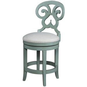 Summer Home Swivel Counter Stool