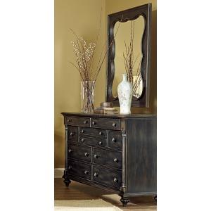 Fairmont Drawer Dresser & Bexley Mirror