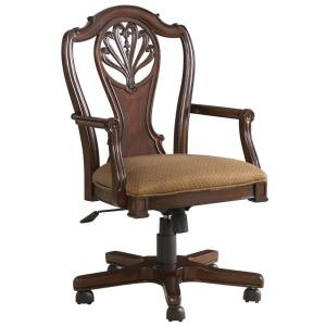Antebellum Swivel Desk Chair