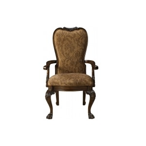 Belvedere Upholstered Back Arm Chair