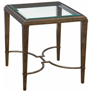 Ancestry End Table