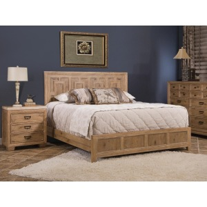 Ancestry King Panel Bed
