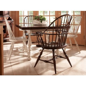 American Cherry Rhode Island Windsor Side Chair