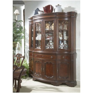 Antebellum China Buffet and Hutch