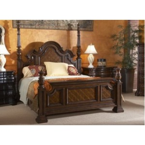 Canopy Bed, King King