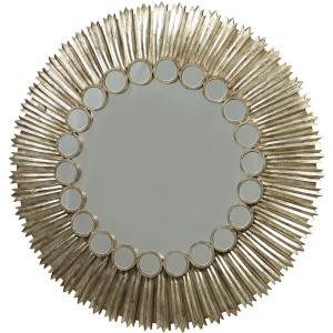 Humphrey Bogart Key Largo Round Mirror