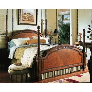 Grand Cru Poster Bed, King King