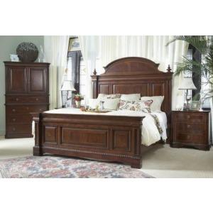 Mansion King Bed