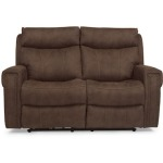 Wyatt Power Reclining Loveseat