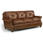 Suffolk Leather Sofa