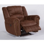 Fabric Gliding Recliner