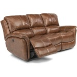 Dominique Power Reclining sofa
