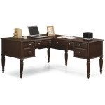 Lancaster L-Shaped Desk