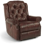 Fairfax Leather Recliner w/ Power