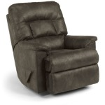 Great Escape Fabric Rocking Recliner