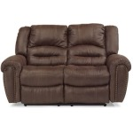 Downtown Power Reclining Loveseat