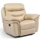 Westport Leather Glider Recliner