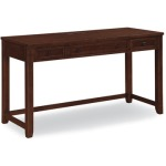 Theodore 60-Inch Writing Desk