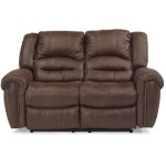 Downtown Double Reclining Love Seat