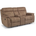 Casino Rocking Reclining Love Seat