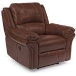 Dandrige Leather Power Recliner