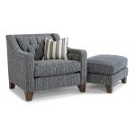 Sullivan Chair & Ottoman