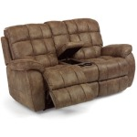 Nashua Power Love Seat w/Console