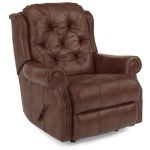 Fairfax Leather Rocking Recliner