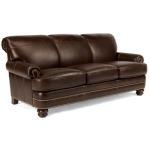Bay Bridge Leather Sofa