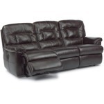 Great Escape Leather Power Reclining Sofa